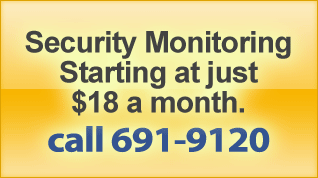 REC Security Call 691-9120